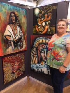 Donna Papenhausen – Expressive Arts