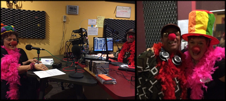 Inspires and Informs Listeners on WSLR 96.5 FM Community Radio