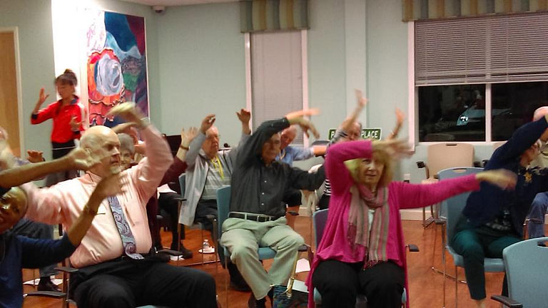 Experience Dance for Parkinson
