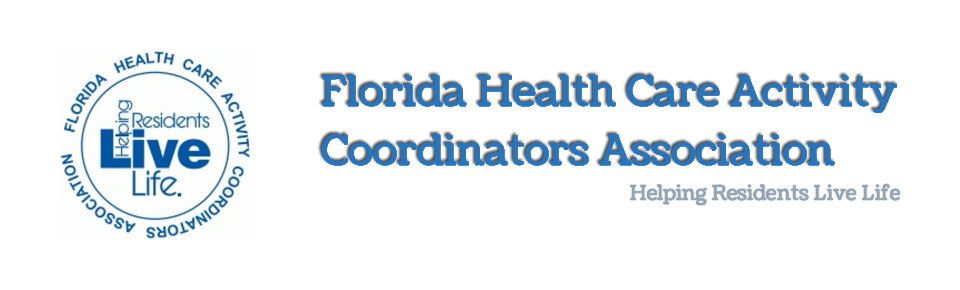 Florida Health Care Activity Coordinators' Association